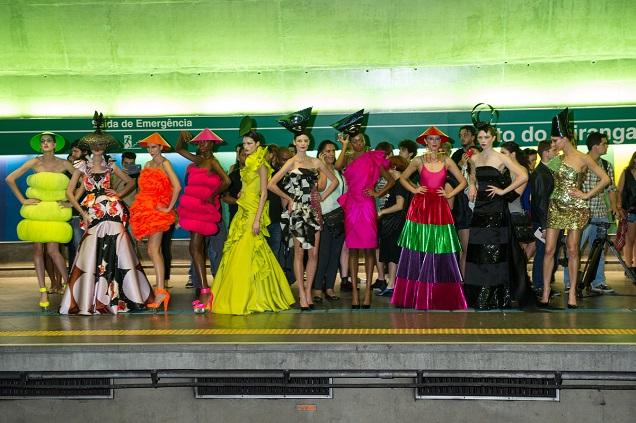 Metro na Moda
